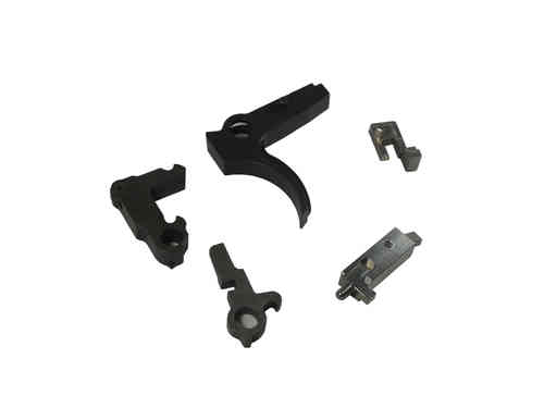 RA-Tech CNC Steel Trigger Assembly WE M4/M16/PDW0 GBB